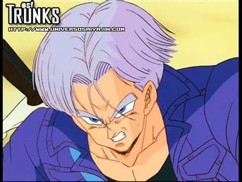 todas las fases de goku vegeta y trunks .tri