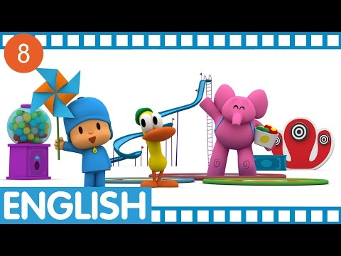 Pocoyo In English - Session 8 Ep. 29-32 video