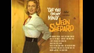 Watch Jean Shepard Mockin Bird Hill video