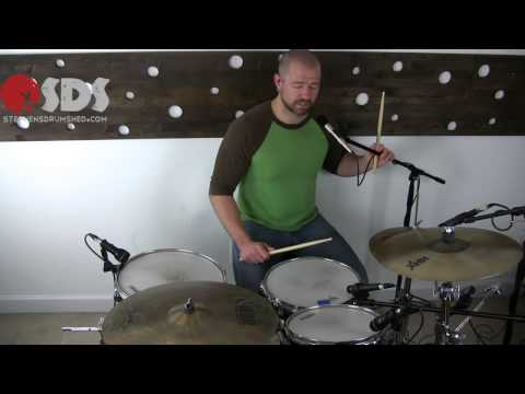 How To Drum - Improving Your Doubles Exercise