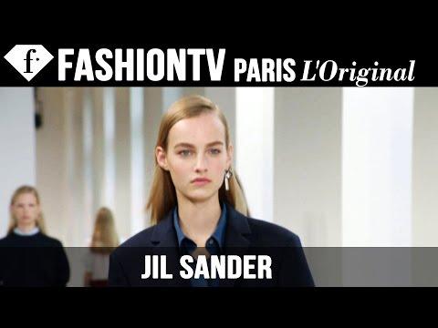 Jil Sander Spring/Summer 2015 | Milan Fashion Week MFW | FashionTV