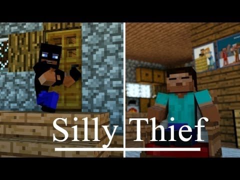 Silly Thief – A Minecraft Animation – 2MineCraft.com