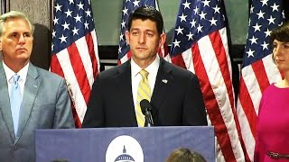 Paul Ryan Running Out Of Excuses For Trump