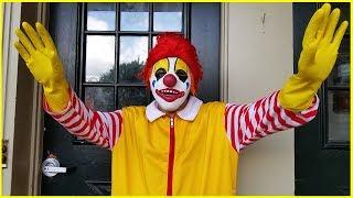 Jai's Not So Scary Story! Kids Fun time with Ronald Mcdonalds | Kids Halloween Videos