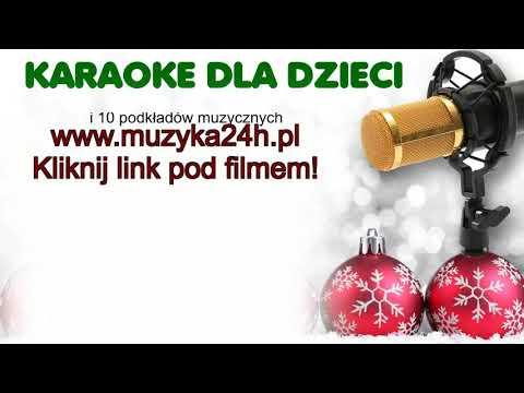 Karaoke, Piosenki Dla Dzieci. Prezent Na święta, Pod Choinkę