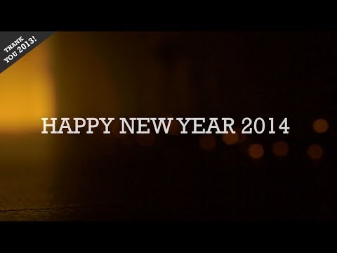 2013 Year End Mix / Happy New Year 2014