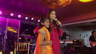 Oct 22 2017  Richa Sharma show singing with her  M