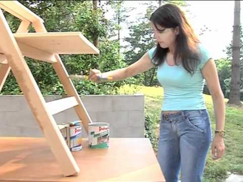 Fioriera con un cavalletto bricoportale youtube for Arredamento bancali di legno