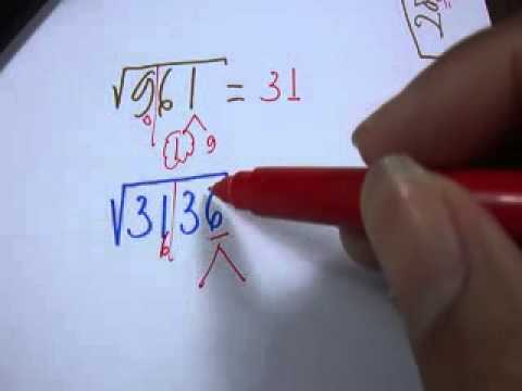 Kecil2 Jago Matematika SD SMP SMA (4) Lanjut Akar kuadrat