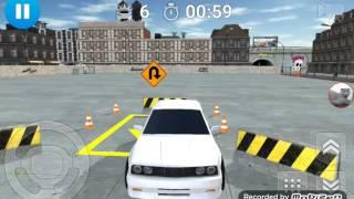 """Прохожу игру """"парковка и скорость автомобиля"""""""