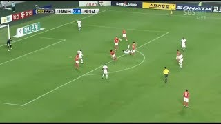 091014 Korea vs Senegal H/L (INTERF)