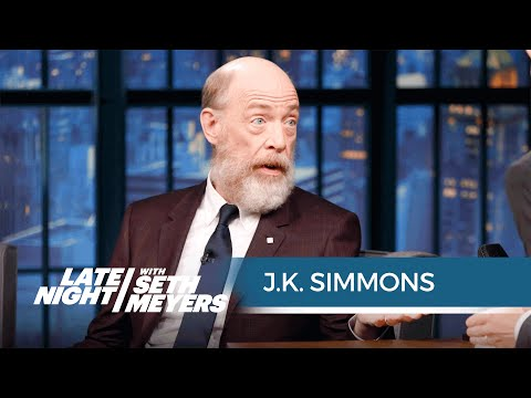 J.K. Simmons on Playing Commissioner Gordon in The Justice League