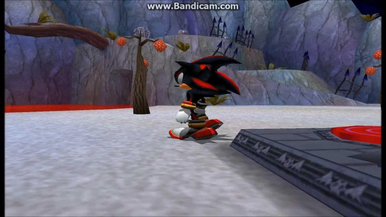 Sonic Adventure 2 Dreamcast Chao Garden Exploration Youtube