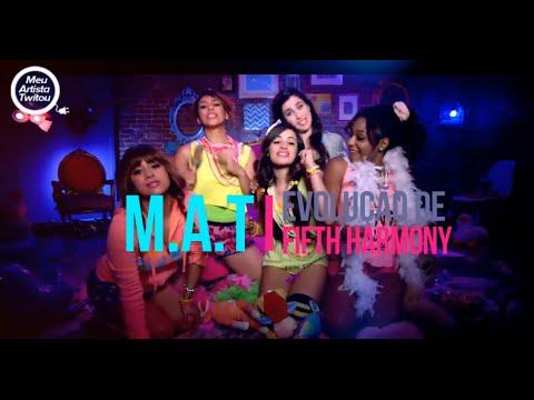 Evolução da Girlband Fifth Harmony