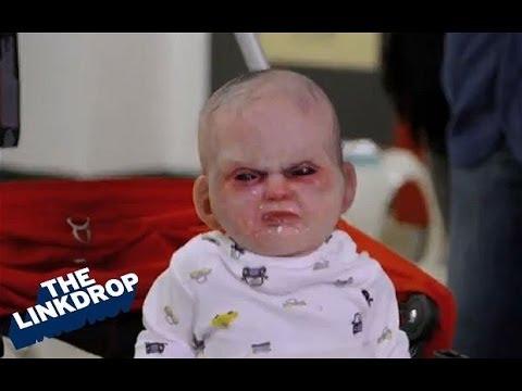 Devil bebek Devil Baby şeytan bebek DÜNYANIN EN komik şakası
