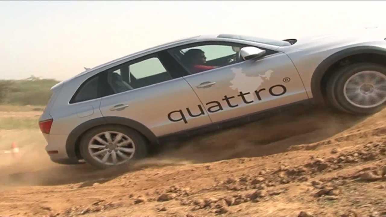 Audi Q Drive 4x4 Extreme Off Road Youtube
