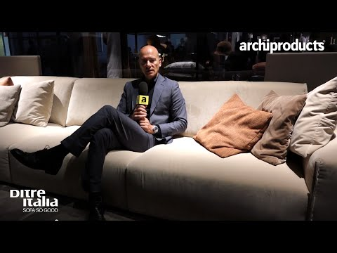 DITRE | Daniele Lo Scalzo | Archiproducts Design Selection - Salone del Mobile Milano 2015