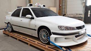 Peugeot 406 Taxi 3 PUR SOUND !