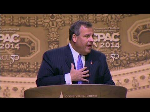 IP: NJ Gov. Chris Christie's pro-life remarks CPAC
