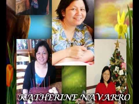 A Celebration Of Life - Katherine Navarro-bautista video