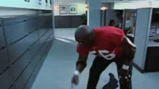 Office Linebacker Terry Tate Funniest Superbowl Commercial