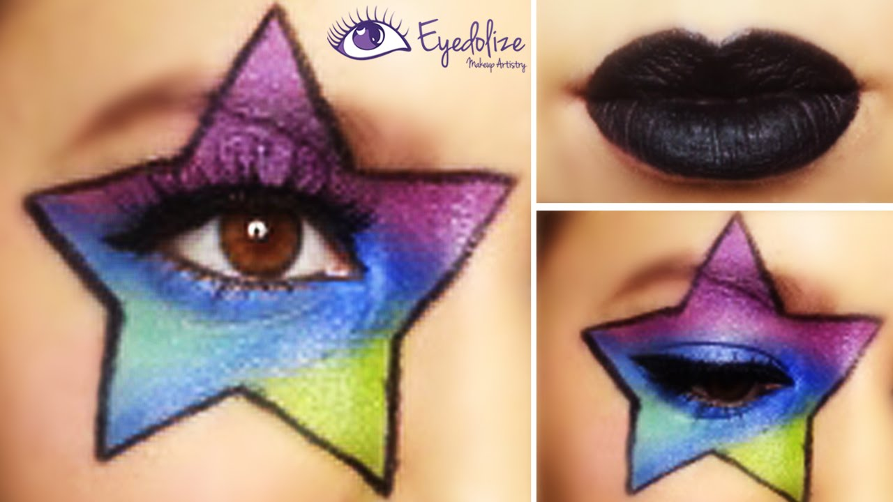 Rockstar Makeup Tutorial by