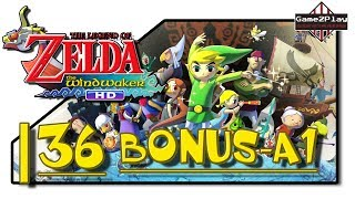 The Legend of Zelda - Wind Waker HD | Bonus - 36 | Kartenviereck A1 - Verwunschene Bastion