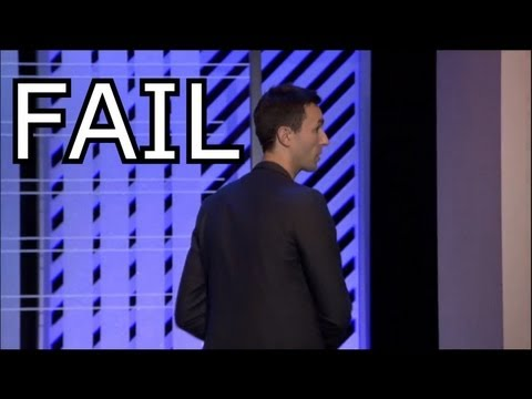 Microsoft Xbox One E3 Press Conference: Battlefield 4 FAIL