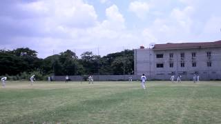 Mohit Bowling Action 3