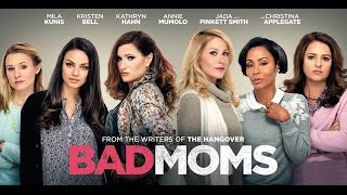 Jon Lucas And Scott Moore Talk About Writing & Directing BAD MOMS