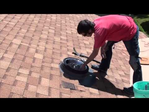 How to Install a Sun Tunnel   |  Dyer Skylights in Eugene OR