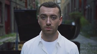 """Sam Smith Drops EMOTIONAL """"Too Good At Goodbyes"""" Music Video"""