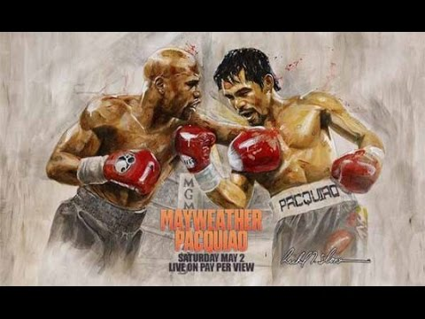 Pacquiao Vs Mayweather (2014) - A Battle For Legacy (Promo)