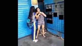 Women big fight