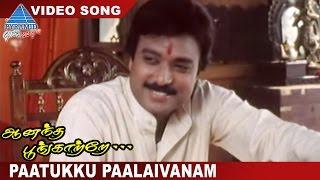 Paatukku Paalaivanam Video Song  Anantha Poongatre