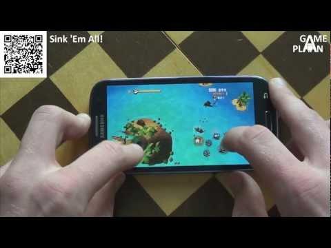 "Game Plan #03 ""Пираты против зомби"""