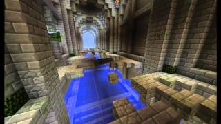 "Minecraft:Parkour Sprint""Castle Ruins"""