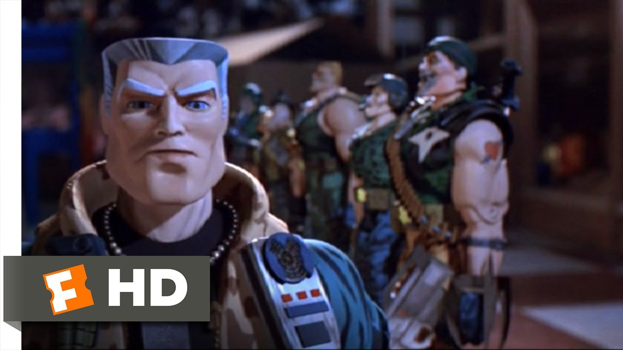 Soldier Movie Characters Small Soldiers 2/10 Movie