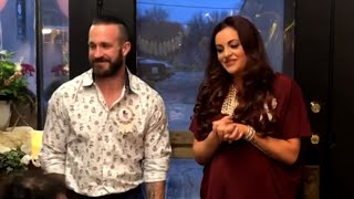 Maria & Mike Kanellis reveal their baby's name: Maria's Pregnancy Vlog