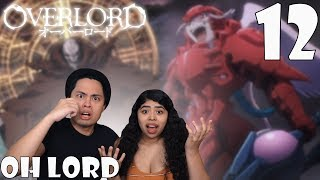 Overlord Season 1 Episode 12 Reaction and Review! AINZ OOAL GOWN VS SHALLTEAR BLOODFALLEN PART 1