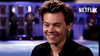 Harry Styles CONFIRMS Rumor About Four Nipples & Shows Them Off
