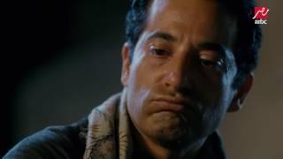 الحلقة الأخيرة   في مشهد مؤثر.. انهيار يونس بعد مقتل شبل بدلا منه فى يونس ولد فضة