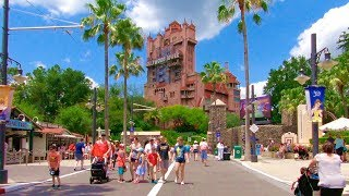 Disney's Hollywood Studios 2019, Orlando, Florida | Full Complete Walkthrough Tour
