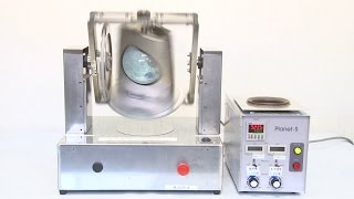 3D Ball Mill pulverizes and mixes with high-speed 3D motion #DigInfo