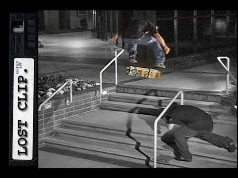 Danny Garcia Lost & Found Skateboarding Clip #81 Habitat
