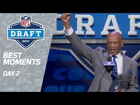 Best Moments of Rounds 2 & 3 | 2017 NFL Draft thumbnail