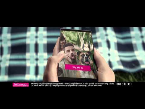Nowa aplikacja mobilna Banku Millennium