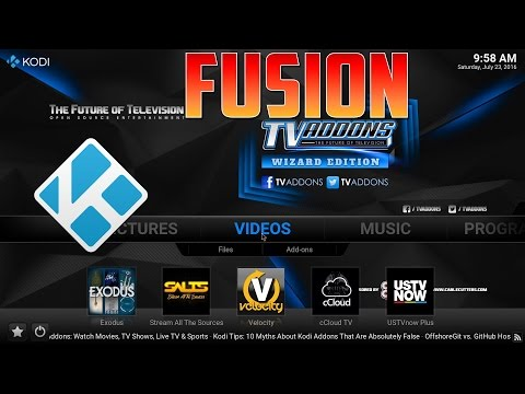 NEWEST UPDATED! ( SUMMER EDITION ) Wizard Kodi XBMC How to Free TV Cable Movies