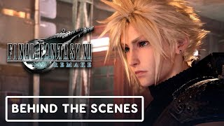 Inside Final Fantasy 7 Remake - Part 1 (English Subs)