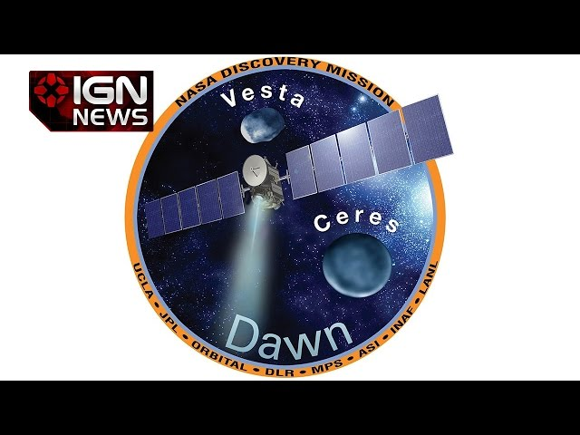 Dwarf Planet Ceres Gets Another Unexplained Bright Spot - IGN News